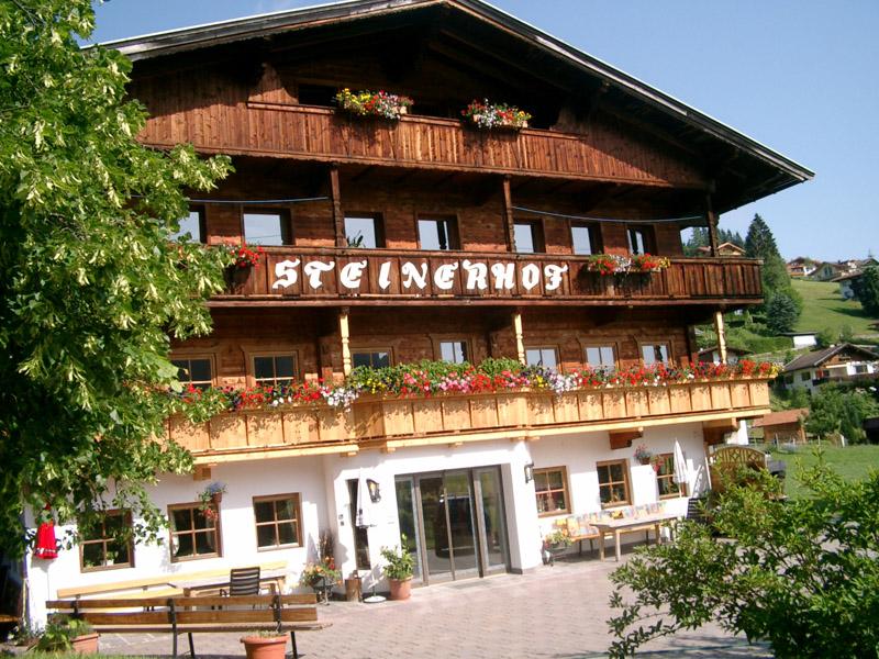 Pensione Steinerhof casa