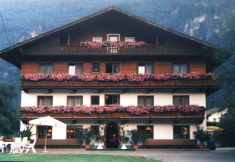 Radfeld casa di Pensione Lengauer