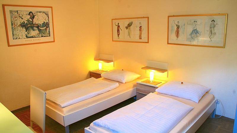 Pensione Berghof camera per l´insegnanti