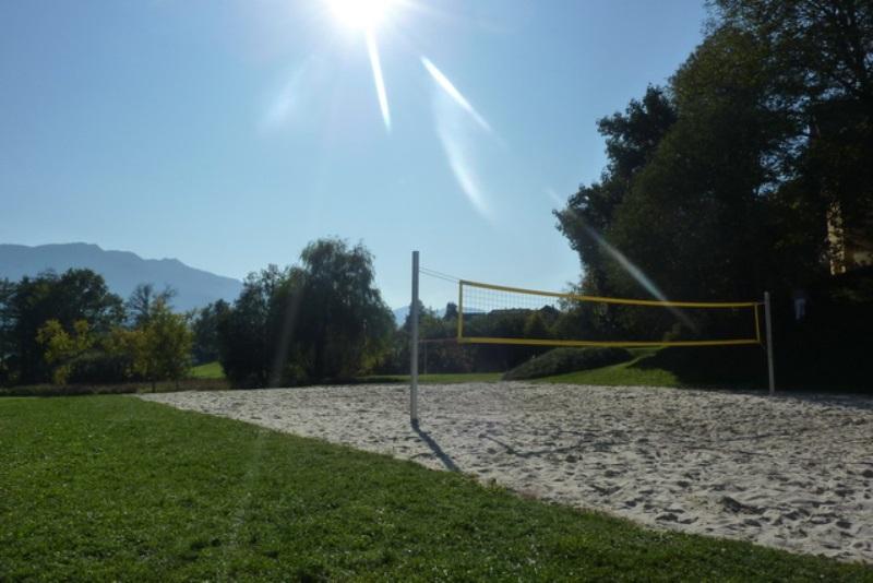 Jugenderlebnishotel Drobollach campo pallavolo