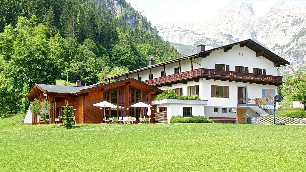 Pensione Berghof casa