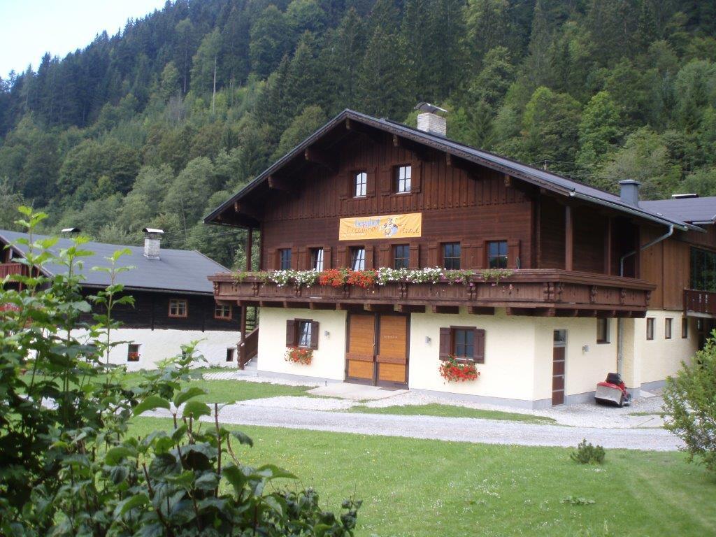 Pensione Berghof casa dependance