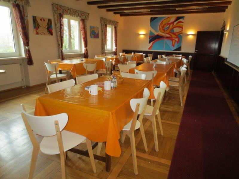 Jugenderlebnishotel Drobollach sala pranzo